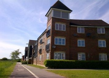 Thumbnail 2 bedroom flat to rent in Riverbank Way, Ashford