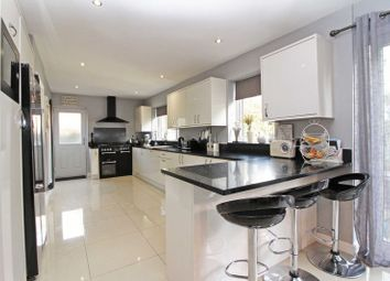 Thumbnail 4 bedroom detached house for sale in Woodnook Road, Appley Bridge, Wigan