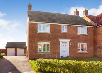 Thumbnail 4 bed detached house for sale in Temple Goring, Navenby