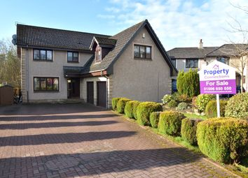 Thumbnail 4 bedroom detached house for sale in Woodlands Grove, Lower Bathville, Armadale, Bathgate