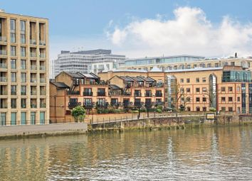 Thumbnail 5 bed town house for sale in Chancellors Wharf, Hammersmith