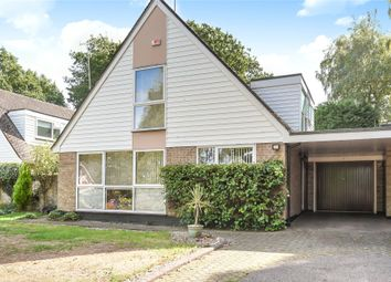 Thumbnail 3 bed link-detached house for sale in Salamanca, Crowthorne, Berkshire