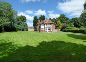 Thumbnail 4 bed detached house for sale in Longcroft Park, Beverley