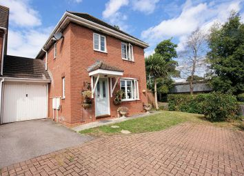Thumbnail 3 bed link-detached house for sale in Watersmeet, Fareham