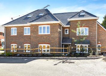 Thumbnail 2 bed flat to rent in Redbury Drive, Park Gate, Southampton, Hampshire