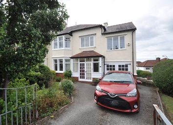 Thumbnail 5 bed semi-detached house for sale in Claremount Road, Wallasey