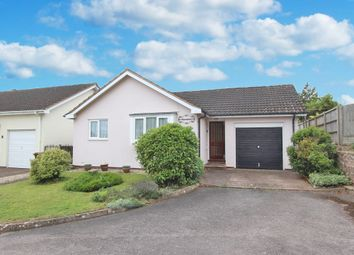 Thumbnail 2 bed detached bungalow for sale in Orchard Close, Uffculme