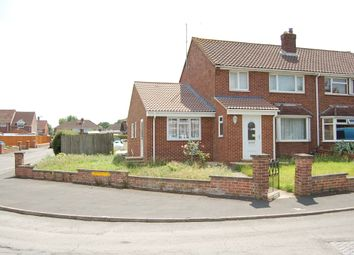 Thumbnail 3 bed semi-detached house for sale in Elmswood Close, Swindon