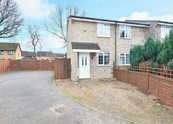 Thumbnail 2 bedroom end terrace house for sale in Harrowsley Court, Horley