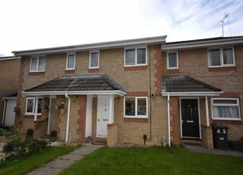 Thumbnail 2 bed terraced house for sale in Downy Close, Quedgeley, Gloucester