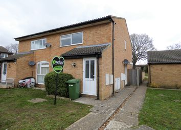 Thumbnail 1 bed maisonette to rent in Crake Place, College Town, Sandhurst