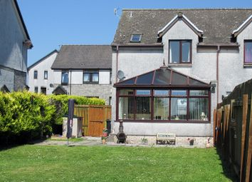 Thumbnail 3 bed semi-detached house for sale in Cameronian Place, Springholm, Castle Douglas, Dumfries And Galloway.