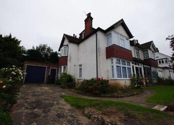 Thumbnail 4 bed semi-detached house for sale in Reddown Road, Coulsdon