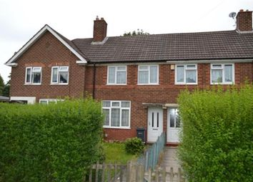 Thumbnail 2 bed terraced house for sale in Brompton Road, Great Barr, Birmingham