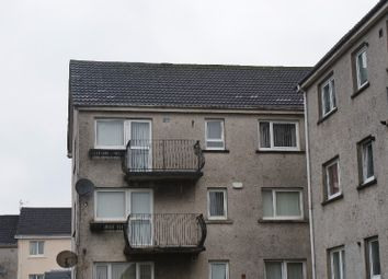 Thumbnail 2 bed flat to rent in Meadowside Place, Airdrie, North Lanarkshire