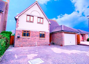 Thumbnail 5 bed detached house for sale in Manor Green, Shalfleet, Newport