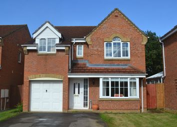 Thumbnail 4 bed detached house for sale in Weavers Field, Girton, Cambridge