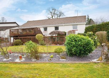 Thumbnail 4 bedroom detached bungalow for sale in Fishers Green, Bridge Of Allan, Stirling