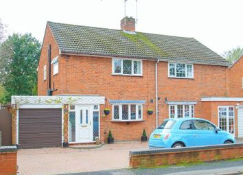 Thumbnail 3 bed semi-detached house for sale in Birchfield Road, Hedadless Cross, Redditch, Worcestershire