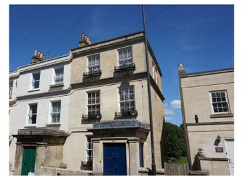 Thumbnail 4 bedroom end terrace house for sale in Wellsway, Bath