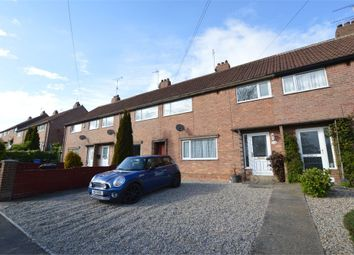 Thumbnail 3 bed terraced house for sale in 8 Braeburn, Scarborough, North Yorkshire