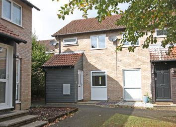 Thumbnail 2 bed end terrace house for sale in Bankview, Lymington, Hampshire