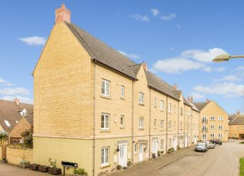 Thumbnail 3 bed terraced house to rent in New Bridge Street, Witney, Oxfordshire
