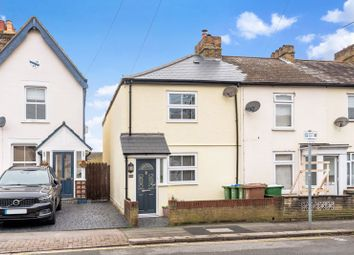 Thumbnail 3 bed end terrace house for sale in Birkbeck Road, Sidcup