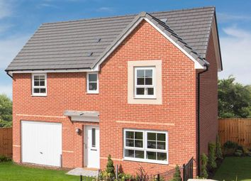 """Thumbnail 4 bed detached house for sale in """"Ripon"""" at Tiber Road, North Hykeham, Lincoln"""