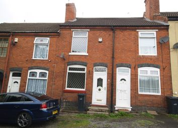 Thumbnail 2 bedroom terraced house for sale in Stanhope Street, Dudley