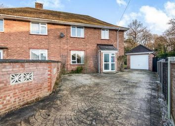 Thumbnail 5 bed semi-detached house for sale in Norwich, Norfolk