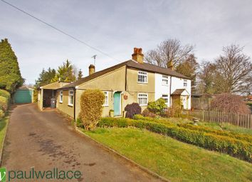 Thumbnail 1 bedroom cottage for sale in Tylers Road, Roydon, Harlow
