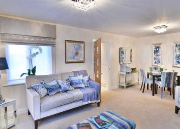 Thumbnail 2 bed flat for sale in Beaumont Way, Hazlemere