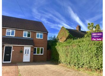 Thumbnail 3 bed semi-detached house for sale in Beauchamp Close, Eaton Socon