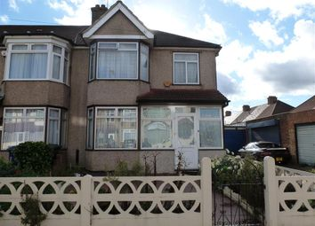 Thumbnail 3 bed end terrace house for sale in Denbigh Road, Southall