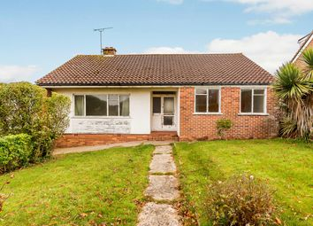Thumbnail 3 bed detached bungalow for sale in Bruton Avenue, Portishead, North Somerset