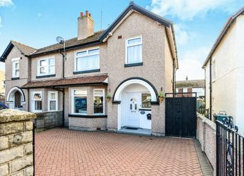 Thumbnail 3 bed semi-detached house for sale in Mowbray Road, Llandudno, Conwy, North Wales