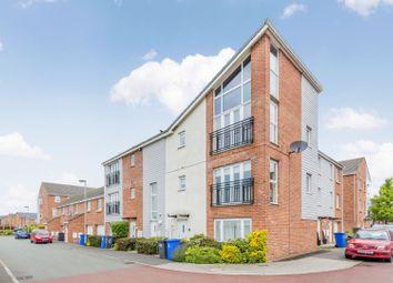 Thumbnail 2 bed flat for sale in Windlass Grove, Stoke-On-Trent