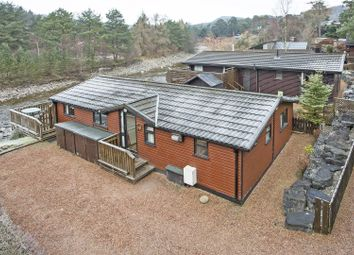 Thumbnail 3 bed lodge for sale in Invertilt Road, Blair Atholl, Pitlochry