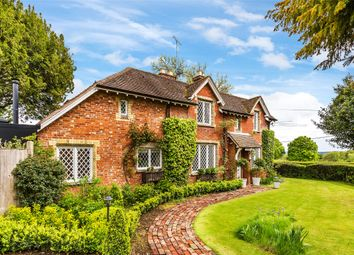 Thumbnail 3 bed detached house for sale in White Post Cottages, Pootings Road, Four Elms, Edenbridge