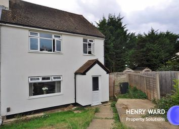 Thumbnail 3 bed end terrace house for sale in Conybury Close, Waltham Abbey