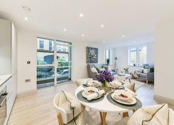 Thumbnail 2 bedroom flat for sale in Devonhurst Place, Heathfield Terrace, London