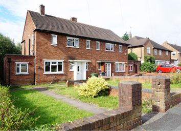 Thumbnail 3 bed semi-detached house for sale in Lynton Avenue, Wolverhampton