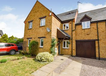 Thumbnail 3 bed terraced house for sale in High Street, Collingtree, Northampton