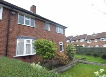 Thumbnail 3 bedroom end terrace house to rent in Dale Crescent, Congleton