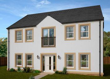 Thumbnail 5 bed detached house for sale in Rowan Walk, East Calder, Livingston