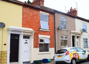 Thumbnail Terraced house to rent in Gordon Street, Semilong, Northampton