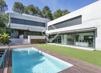 Thumbnail 5 bed villa for sale in Spain, Barcelona, Sant Cugat / Valldoreix, Bcn6434