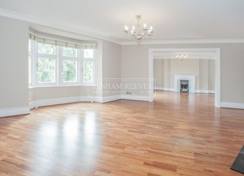 Thumbnail 3 bed flat to rent in Iverna Court, Kensington