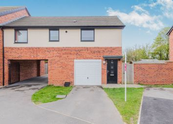 Thumbnail 2 bed town house for sale in Oak Road, Thurnscoe, Rotherham